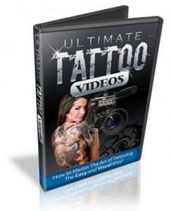 How to tattoo like a pro for How to tattoo dvd
