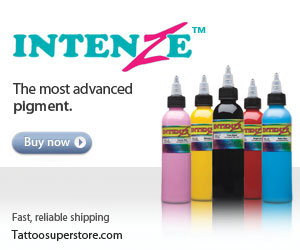 Tattoo inks how to for Best tattoo ink brand