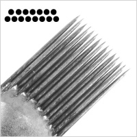Tattoo needles learn all about tattoo needles for Shading tattoo needles