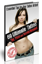 69 ultimate tattoo tips ebook