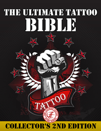 Ultimate Tattoo Bible cover