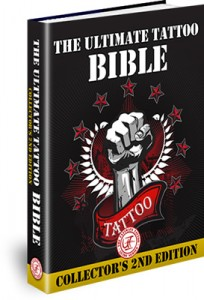 The Ultimate Tattoo Bible book image