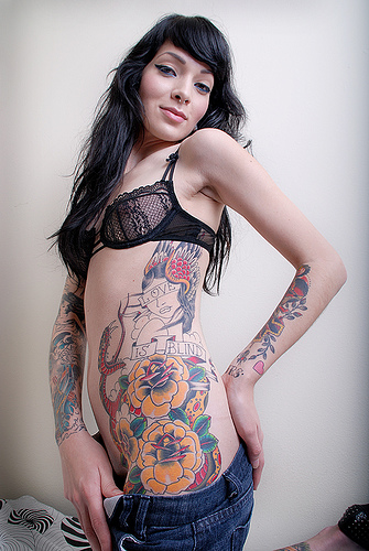 The Best Tattoo Singles and Dating Websites!